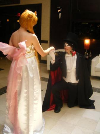 Tuxedo Kamen from Sailor Moon worn by xProfAwesome