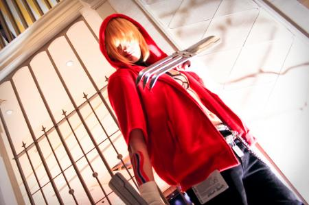 Gunzi from Togainu no Chi worn by xProfAwesome
