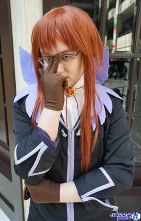 Richter Abend from Tales of Symphonia: Dawn of the New World