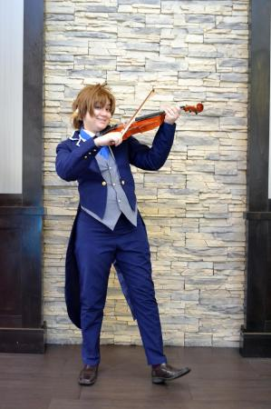 Sorey from Tales of Zestiria worn by Tomoyo Ichijouji