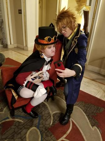 Delacroix II from Code: Realize ~ Sousei no Himegimi~ worn by Tomoyo Ichijouji