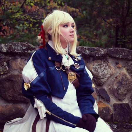 Violet Evergarden from Violet Evergarden worn by Tomoyo Ichijouji
