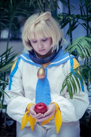 Laphicet Crowe from Tales of Berseria