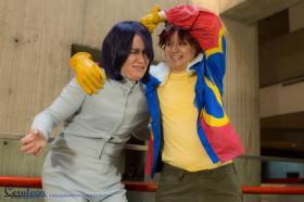 Davis / Daisuke Motomiya from Digimon Adventure 02 (Worn by Tomoyo Ichijouji)