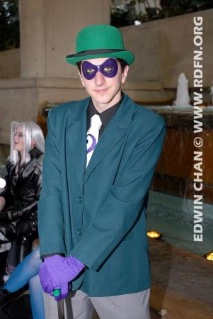 The Riddler from Batman worn by T3Knikolor