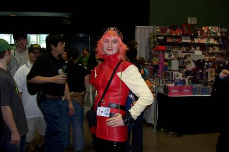Haruko Haruhara from FLCL worn by Lallafa