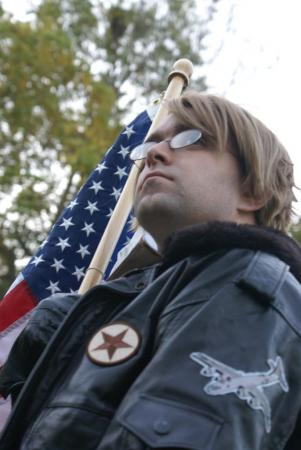 America / Alfred F. Jones from Axis Powers Hetalia worn by madgophermm5