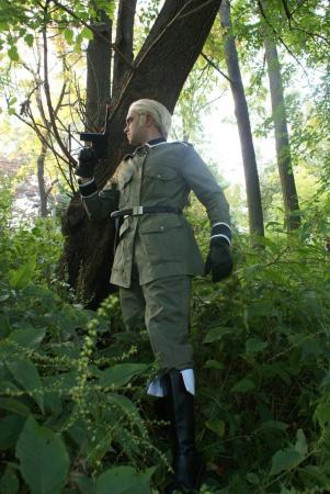 Germany / Ludwig from Axis Powers Hetalia worn by madgophermm5