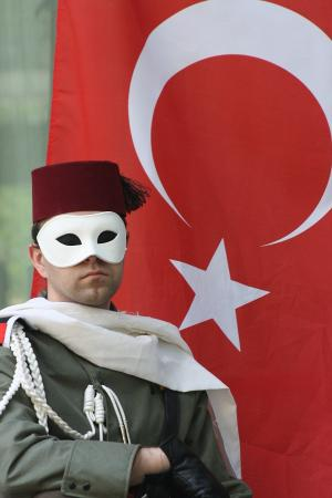 Turkey from Axis Powers Hetalia