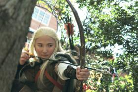Legolas from Lord of the Rings worn by Ion