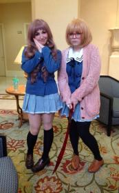 Ai Shindou from Beyond the Boundary worn by shannuckles