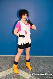 Videl Satan from Dragonball Z worn by shannuckles