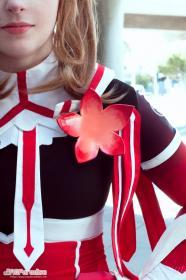Miyoshi Karin from Yuki Yuna is a Hero worn by shannuckles