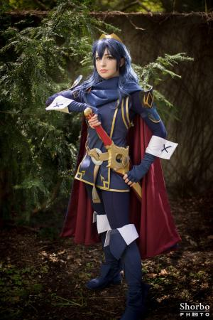 Lucina from Fire Emblem: Awakening by shannuckles