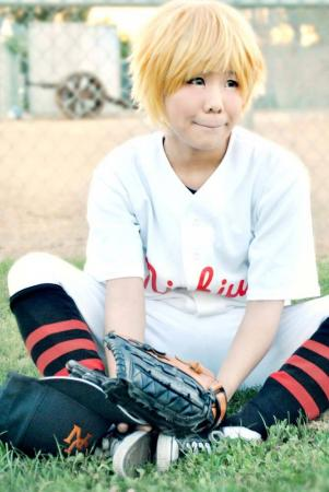Ren Mihashi from Big Windup! worn by karu