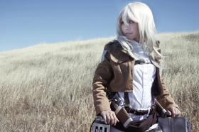 Historia Reiss / Christa Renz from Attack on Titan worn by karu
