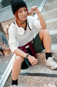 Misaki Yata from K / K Project worn by karu