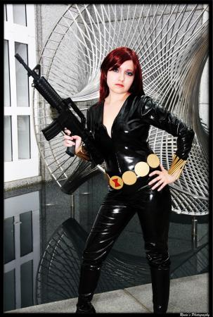 Black Widow from Marvel Comics