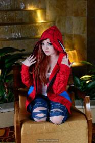 Mary Jane Watson 	 from Spider-man worn by Chiara Scuro