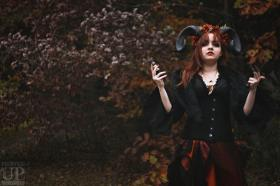 Coven Witch from Original:  Fantasy worn by Chiara Scuro