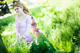 Rapunzel from Tangled worn by GebGeb