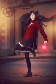 Rin Tohsaka from Fate/Stay Night worn by GebGeb