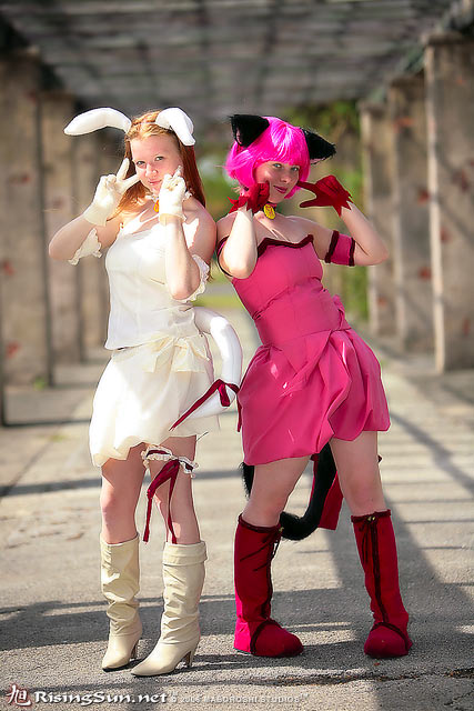 Beri Shirayuki Mew Berry Tokyo Mew Mew By Maryslittlelamb