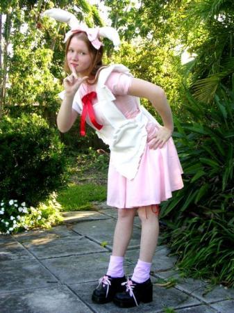 Beri Shirayuki / Mew Berry from Tokyo Mew Mew worn by MarysLittleLamb