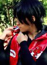 Shiba Takeru / Shinken Red from Samurai Sentai Shinkenger