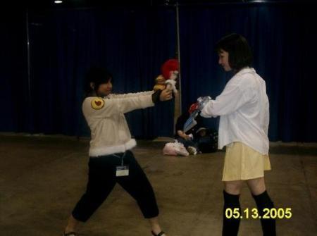 Tea Gardner / Anzu Mazaki from Yu-Gi-Oh! Duel Monsters