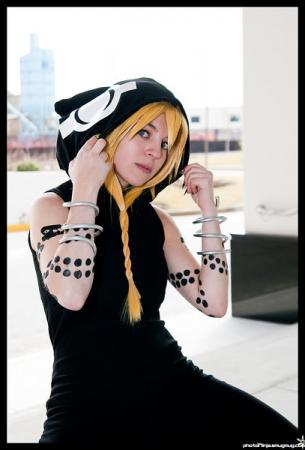 Medusa from Soul Eater worn by sievkatronshea