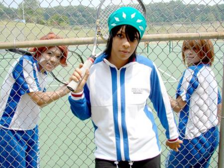 Kaidoh Kaoru from Prince of Tennis worn by Ryo