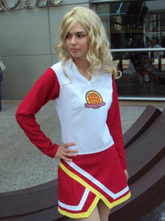 Claire Bennet from Heroes worn by Princess Mekare