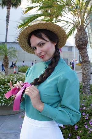 Sophie from Howls Moving Castle worn by Princess Mekare