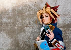 Yugi Muto from Yu-Gi-Oh! Duel Monsters worn by Bekalou
