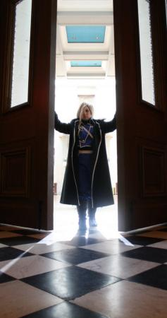 Olivier Mira Armstrong from Fullmetal Alchemist