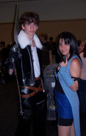 Squall Leonheart from Final Fantasy VIII