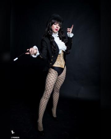Zatanna Zatarra from DC Comics by Artemis Moon
