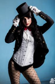 Zatanna Zatarra from DC Comics worn by Susie
