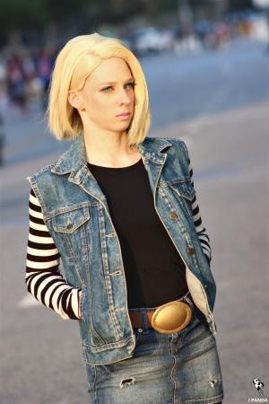 Android #18 from Dragonball Z by Susie
