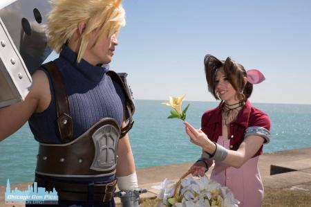 Aerith Gainsborough from Final Fantasy VII
