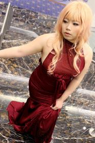 Sheryl Nome from Macross Frontier worn by MisotoSoup