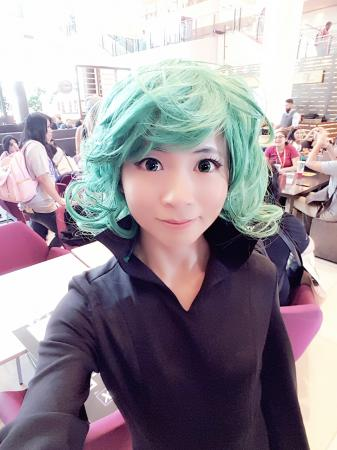Tatsumaki (Tornado) from One Punch Man worn by Atashi