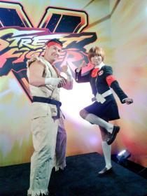 Chie Satonaka from Persona 4: Dancing All Night