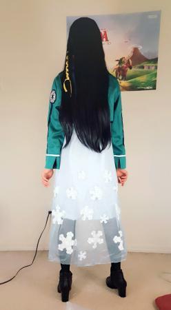 Shiba Miyuki from Mahouka Koukou no Rettousei worn by Atashi