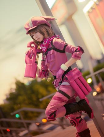 LLENN from Gun Gale Online worn by Atashi
