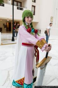 Philia Philis from Tales of Destiny