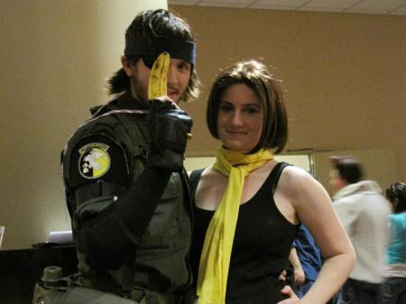 Amanda Valenciano Libre from Metal Gear Solid: Peace Walker worn by Ukraine