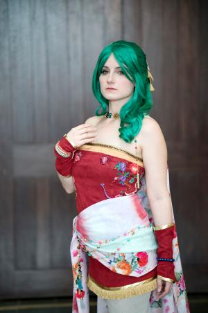 Terra Branford from Final Fantasy VI worn by Ukraine