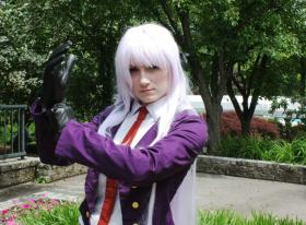 Kyoko Kirigiri from Dangan Ronpa worn by Ukraine